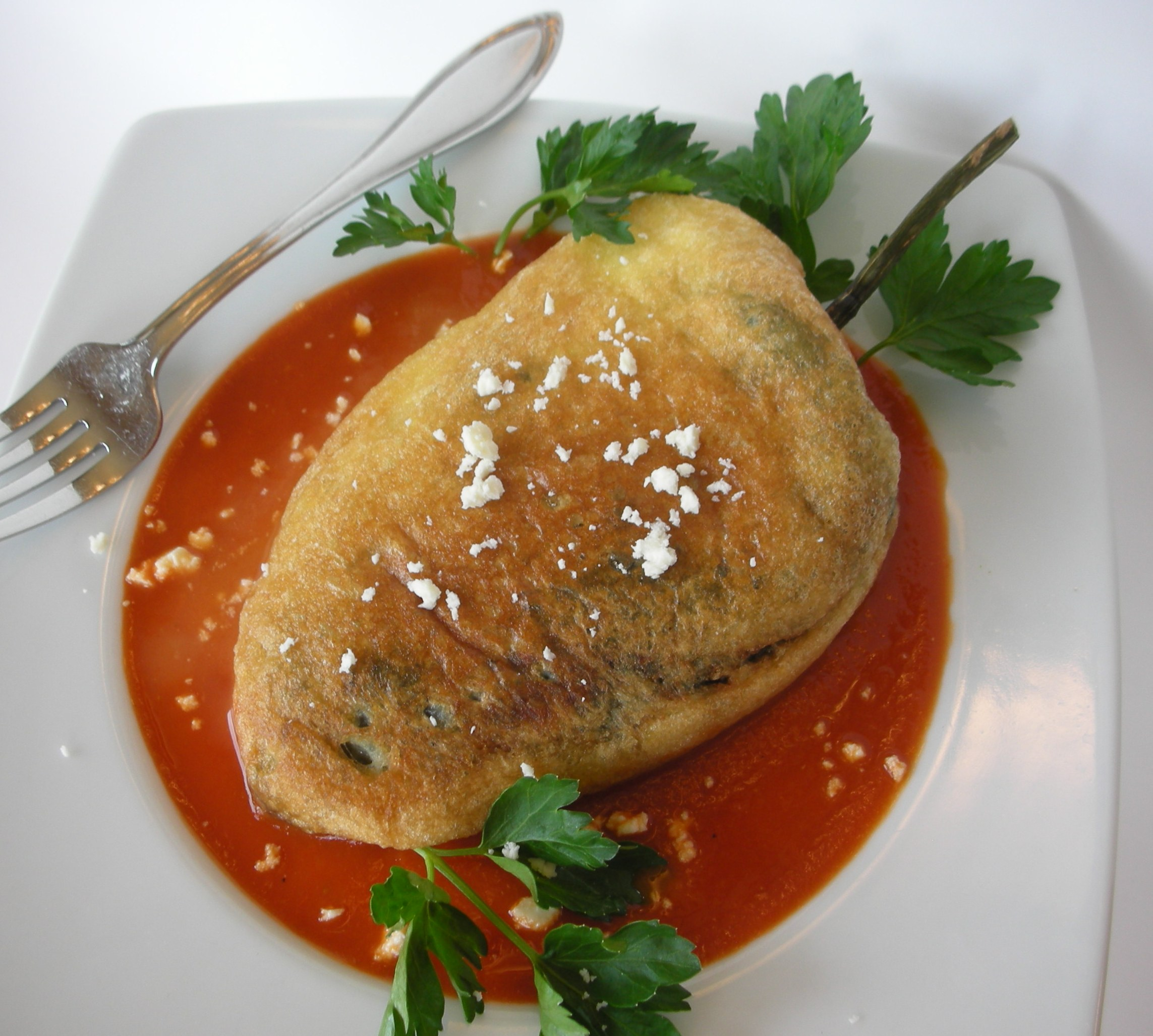 Chiles Rellenos Recipe — Dishmaps