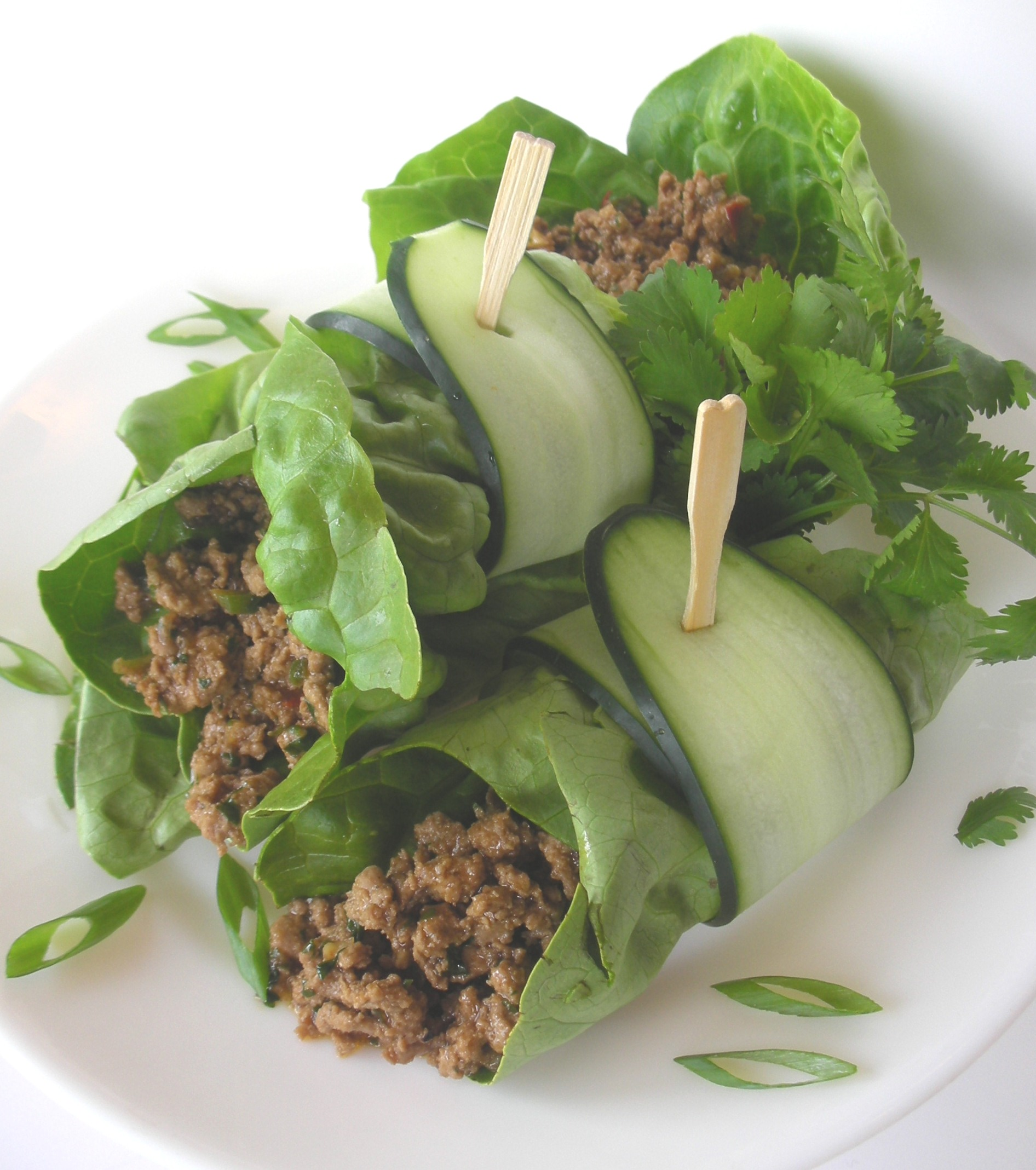 Asian lettuce wraps | Get Cooking with Clint